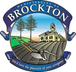 Logo for the Municipality of Brockton