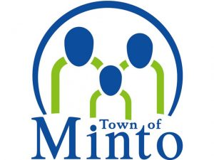 Logo for the Town of Minto