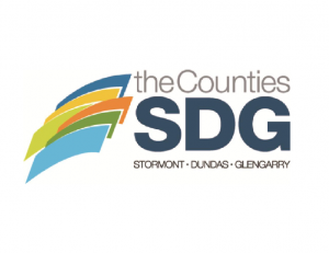 Logo for The Counties of Stormont Dundas Glengarry