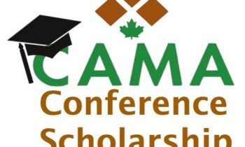 DEADLINE EXTENDED TO MARCH 15TH FOR APPLICATIONS FOR THE 2019 CAMA CONFERENCE SCHOLARSHIPS